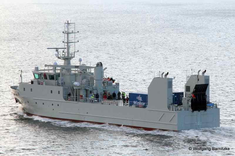 ОАЭ приобрели торпедные суда со сверхдальноходными торпедами