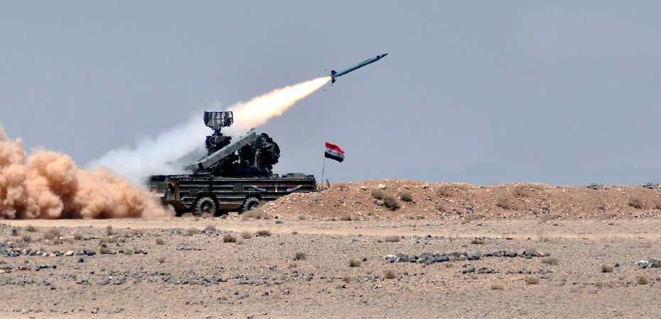 ПВО Сирии