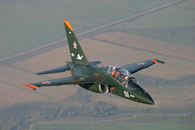 Самолет Як-130 могут превратить в беспилотник