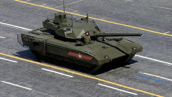 Серийная поставка танка Т-14 Армата армии начнется с 2017-2018 годов