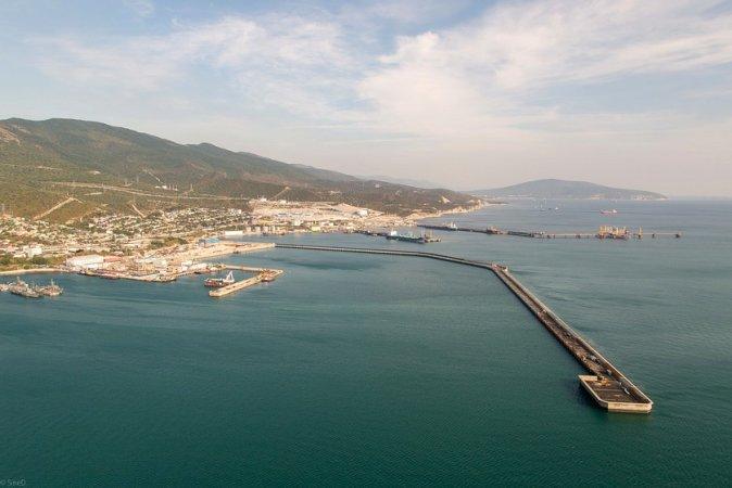 Спецстрой рассказал о военной гавани Новороссийска