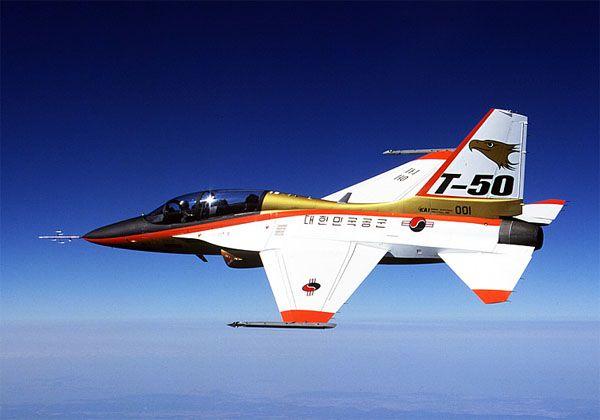 Таиланд купит у Южной Кореи самолёты Т-50