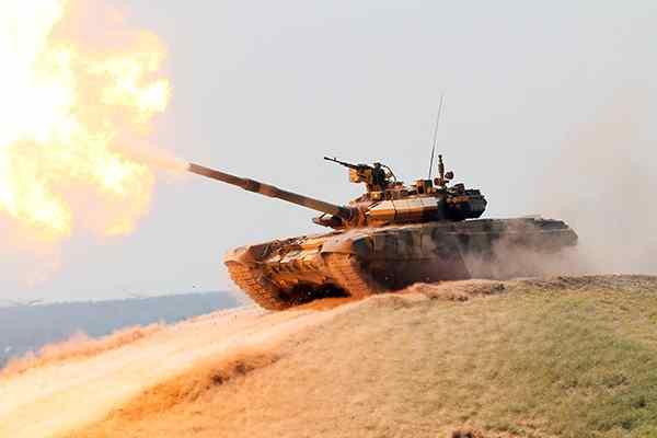 """Т-90СМ """"Тагил"""" на полигон"""