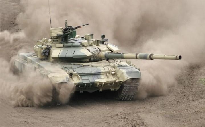 США заметили в Сирии российские Т-90