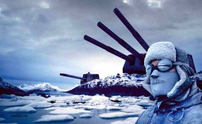 Шпионская война в Арктике