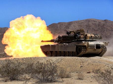 новые Abrams оказались ни на что не способны
