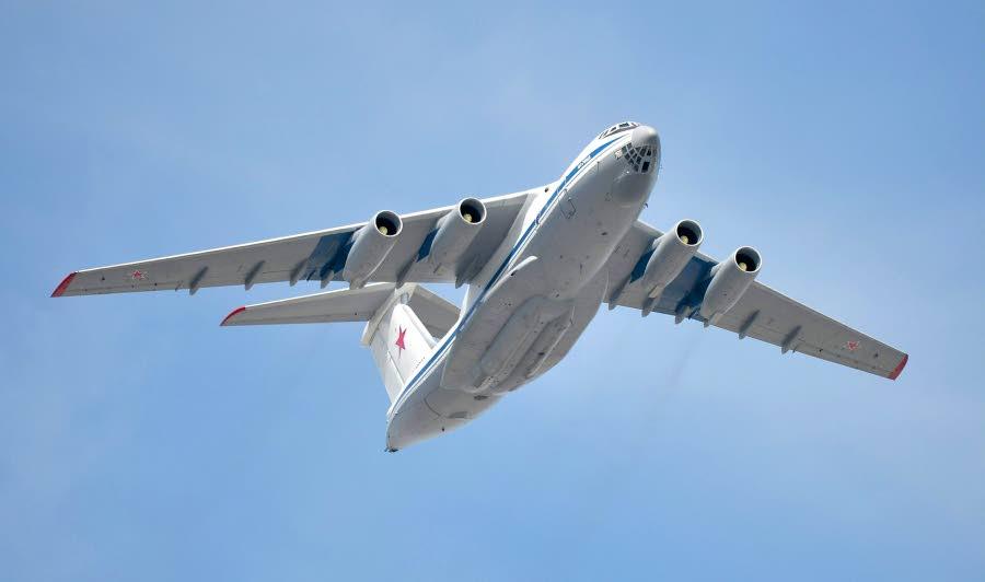 США попросили Ирак закрыть небо для российских самолетов