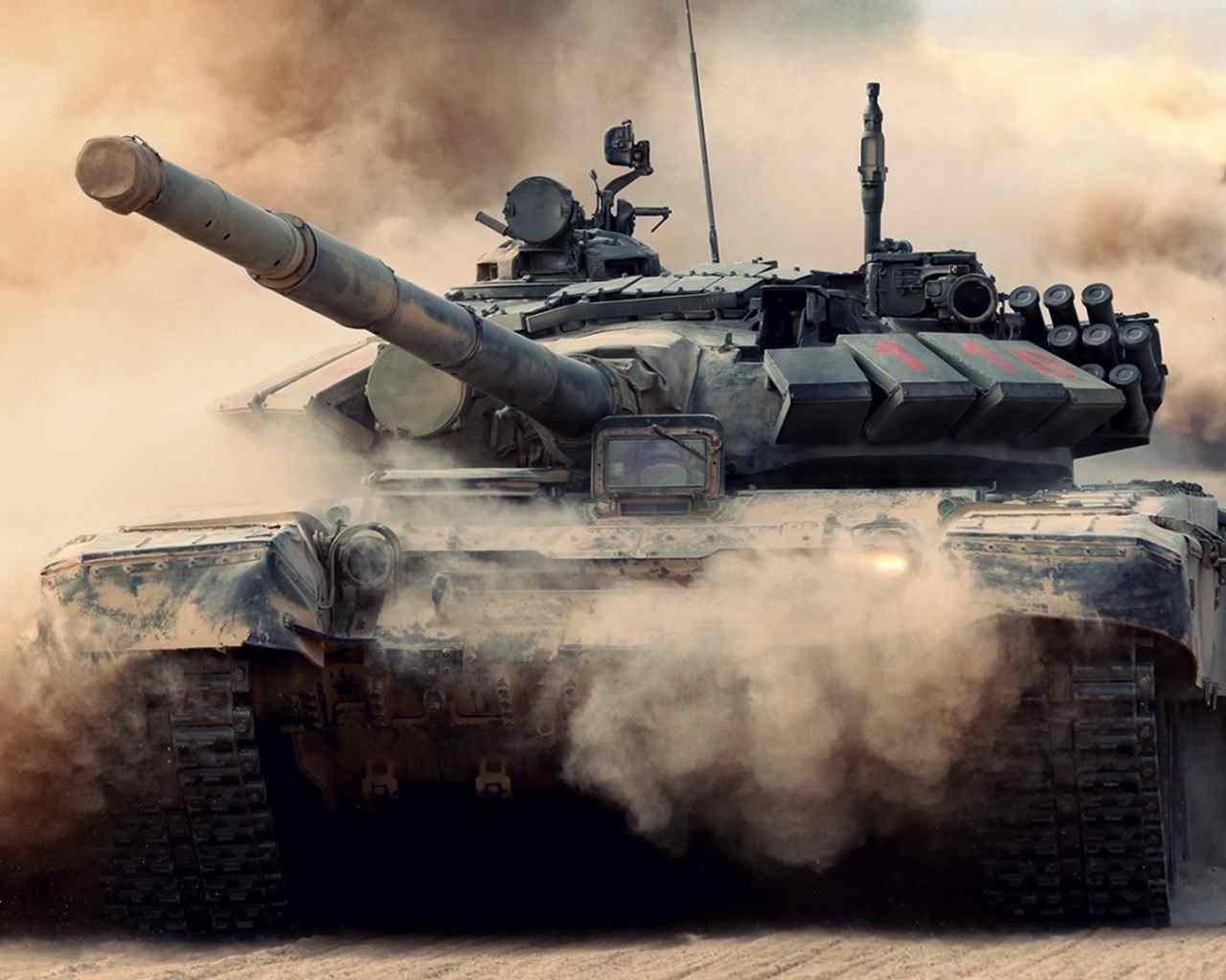 Popular Mechanics - Армата это жемчужина танкостроения, но и российский Т-90 восхищает