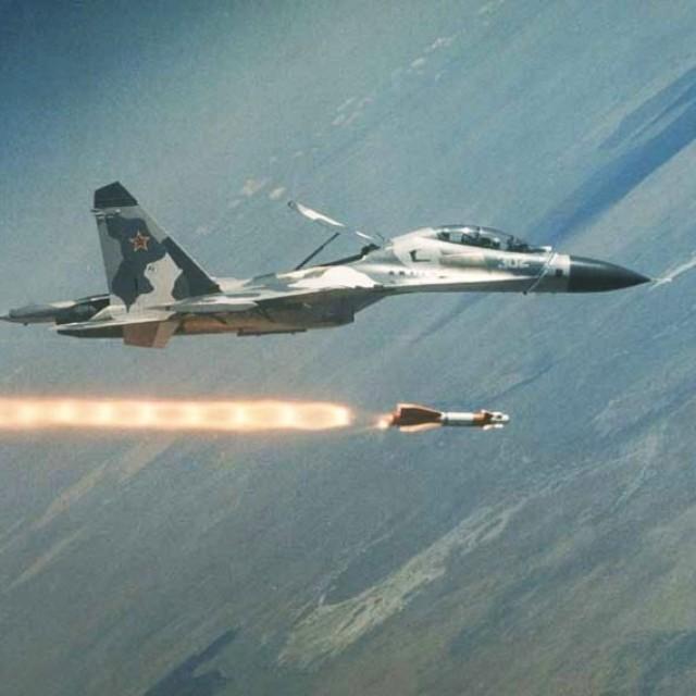 российские самолеты нанесли удар по позициям ИГИЛ