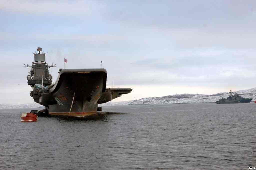 «Адмирал Флота Советского Союза Кузнецов»