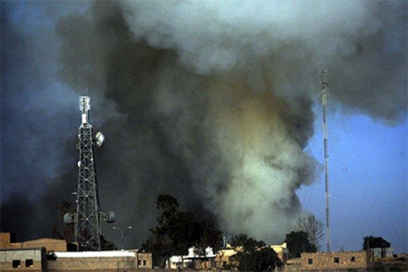 Арабские летчики разбомбили госпиталь «Врачей без границ» в Йемене