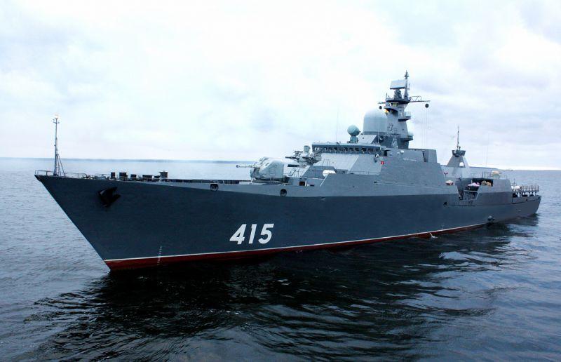 В 2017 году Вьетнам получит два российских фрегата Гепард