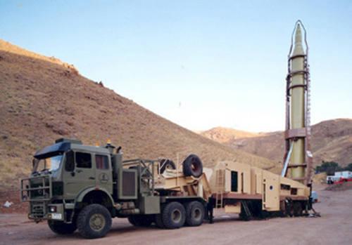 Иранские ракеты нацелены на все американские военные базы на Ближнем Востоке