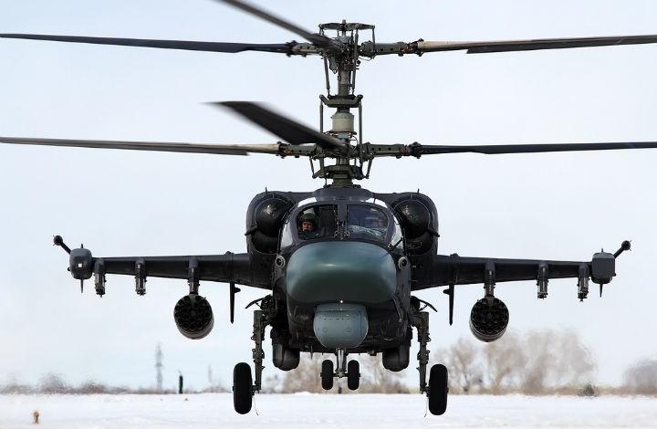 Ка-52К «Аллигатор»