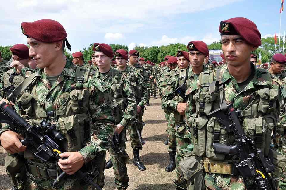 Кубинский спецназ прибыл в Сирию