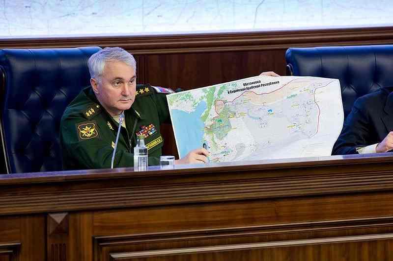 Минобороны РФ бросает на стол очередной козырь