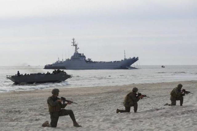 На юго-западе Европы пройдут крупнейшие учения сил НАТО