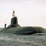 Подводный слон с ядерной начинкой АПЛ Акула проекта 941
