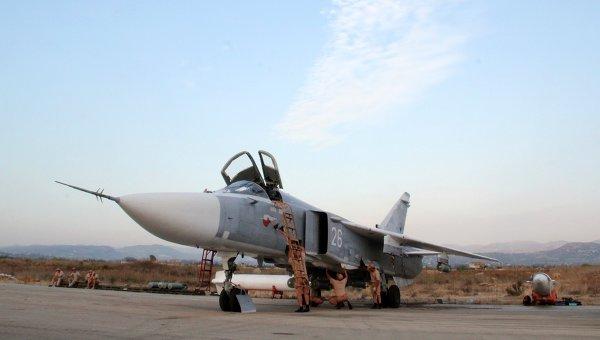 Итоги работы российской авиагруппы в Сирии за прошедшие сутки