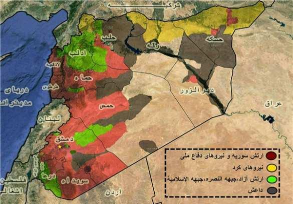 Террористы под Алеппо оказались в котле