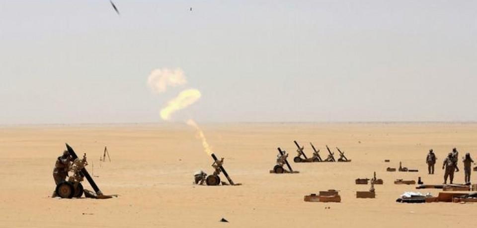 Хуситы обстреливают территорию Саудовской Аравии