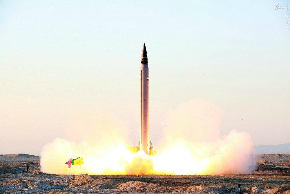 иранская баллистическая ракета средней дальности Emad