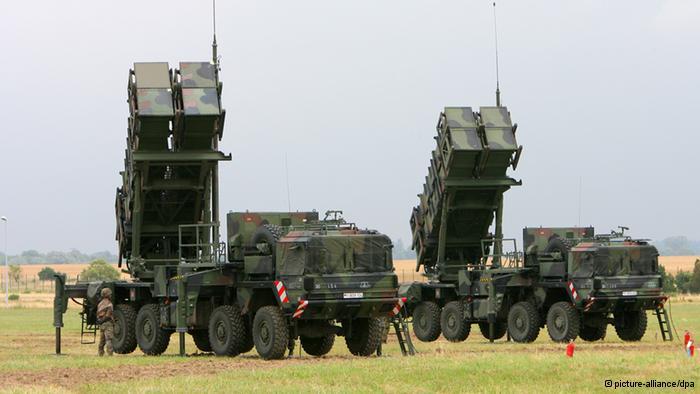 Турция заявила о полном выводе американских систем Patriot из страны