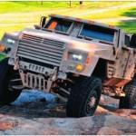 Автомобиль типа JLTV фирмы Lockheed Martin