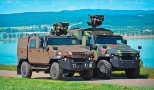 Армейские бронированные машины EAGLE V