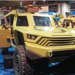 Армейский внедорожник Flyer фирмы General Dynamics
