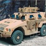 Лёгкий тактический автомобиль серии JLTV фирмы BAE Systems