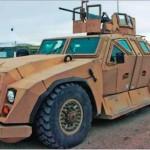 Машина проекта Combat Tactical Vehicle