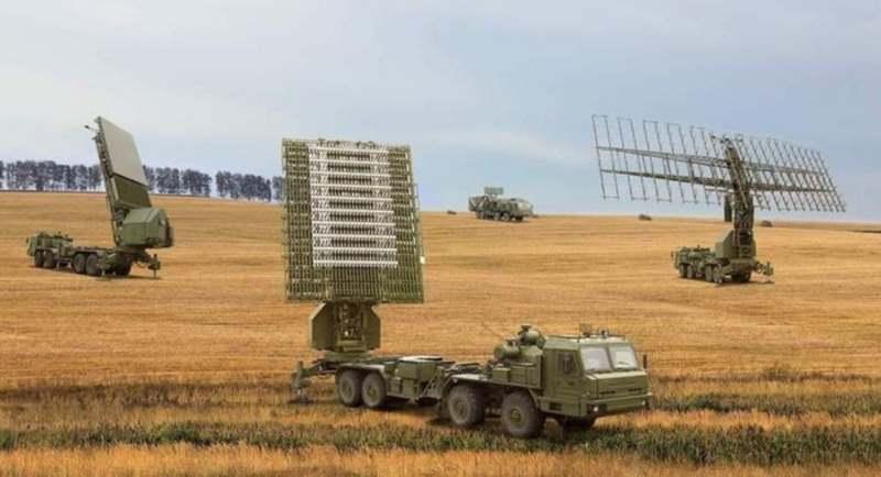 """Комплексы """"Небо-М"""" создали невидимый купол над Россией"""