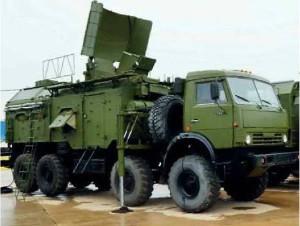 Комплекс радиоэлектронной борьбы «Москва-1»