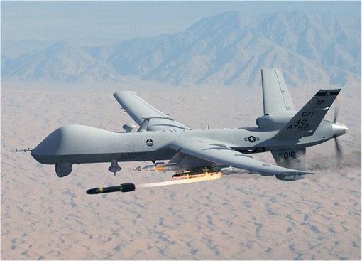 Беспилотник США разбился в Ираке
