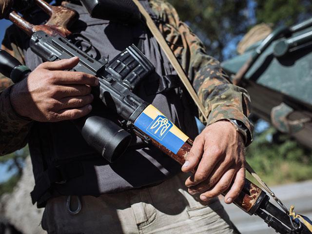 Воины АТО повернут оружие на Киев