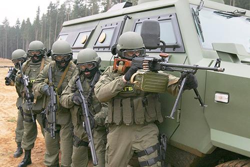 В Беларуси будут созданы силы противодействия возможной гибридной войне