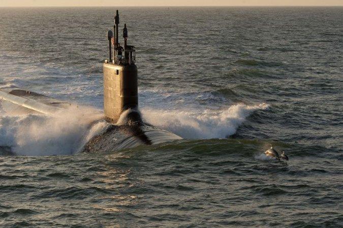 В США наблюдается дефицит подлодок - заявил адмирал
