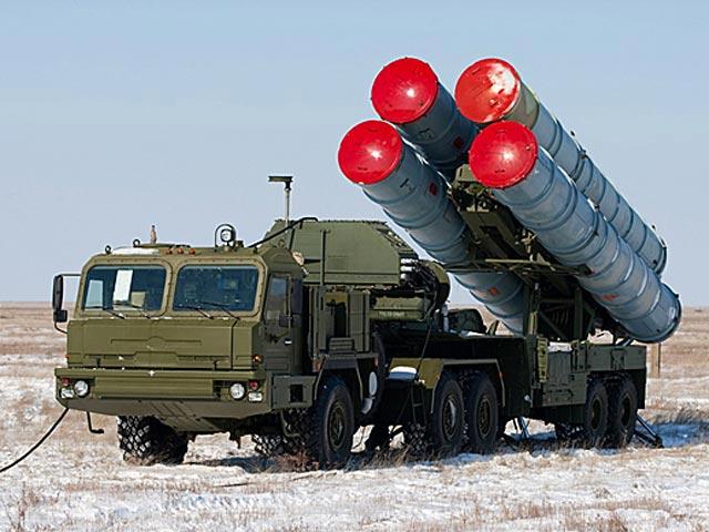 Новый ЗРК С-500 «Прометей»