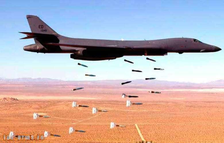 Пентагон отзовёт из Сирии самолеты дальнего радиуса действия