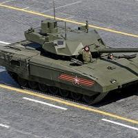 Россия начала испытания танков-невидимок