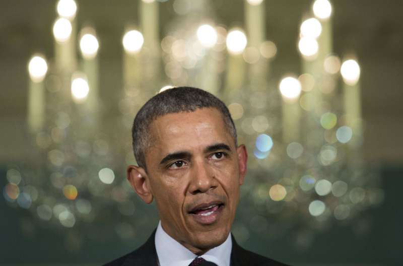 США и Обама за мир в Сирии