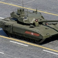 Танки Т-14 и крупный калибр
