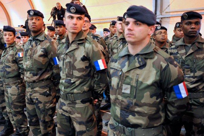 Франция против ИГ в Ливии