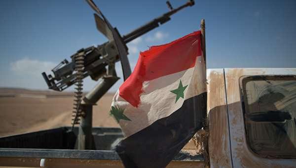 атака ИГ отражена в Хамме подразделениями армии САР