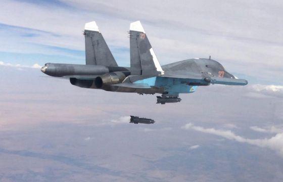 действия ВКС РФ в Сирии – как гром среди ясного неба