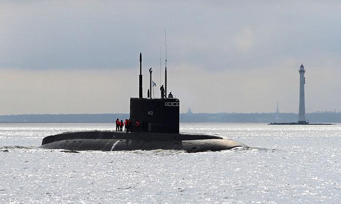 подводная лодка Ростов-на-Дону переходит из Полярного в Новороссийск