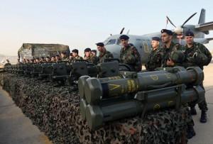 Саудовская Аравия не поможет Ливану деньгами на оружие