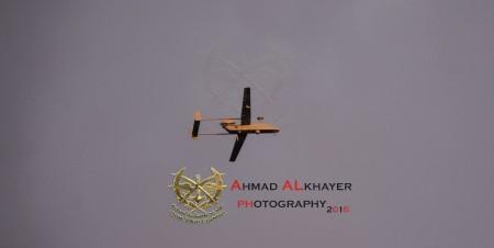 Дроны Форпост замечены в небе над Сирией