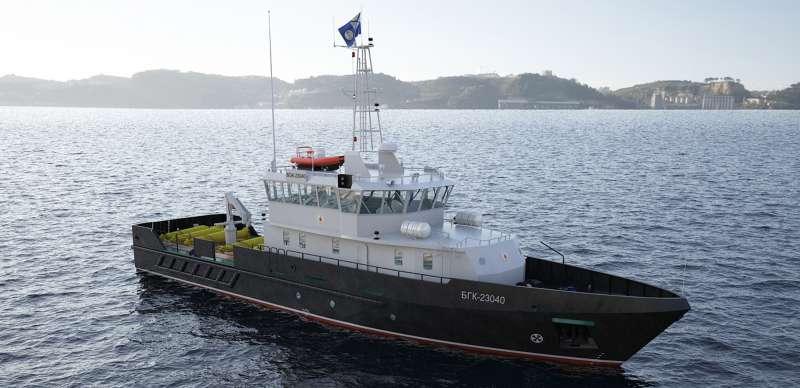 «Нижегородский Теплоход» построит для ВМФ РФ шесть гидрографических катеров